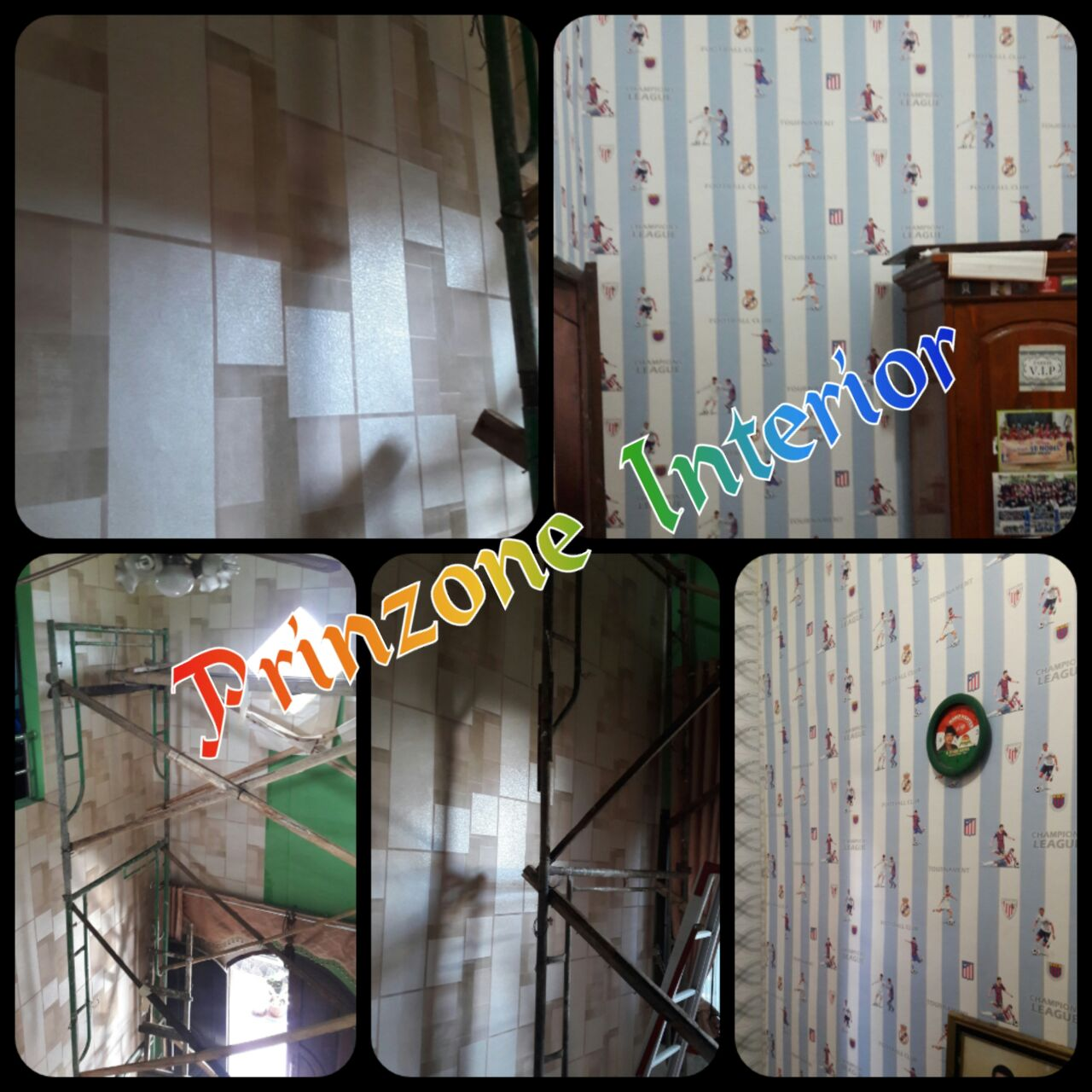 PRINZONE Interior Jual Berbagai Jenis Interior Wallpaper